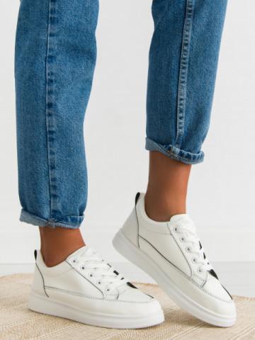 Pantofi sport cod TS512 White