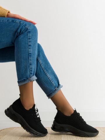 Pantofi sport cod X2903 Black