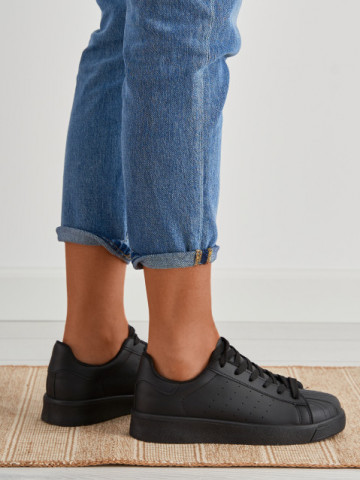 Pantofi sport cod YKQ230 Black