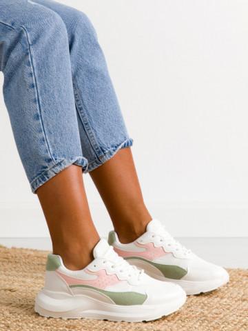 Pantofi sport cod YL62 Green