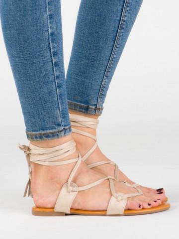 Sandale cod 1051-1 Beige
