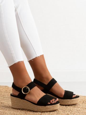 Sandale cod 9R68 Black