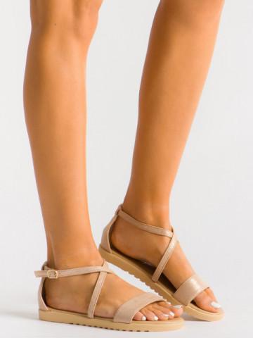 Sandale cod B85 Nude