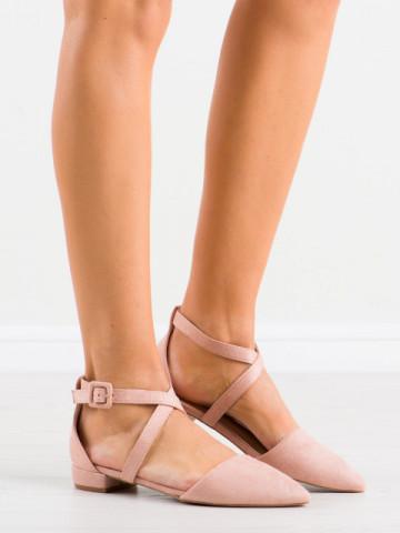 Sandale cod LL213 Pink