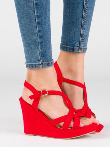 Sandale cod ZJ72 Red
