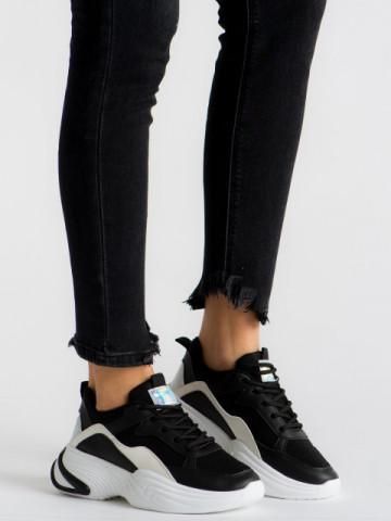 Pantofi sport cod ABC-315 Black