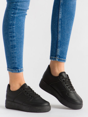 Pantofi sport cod R-699 Black