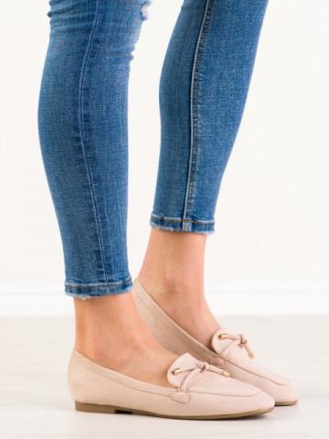 Pantofi casual cod 7115-P Khaki