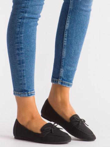Pantofi casual cod 98-30 Black