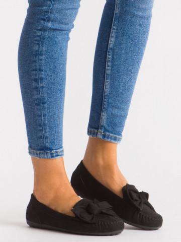 Pantofi casual cod B1402 Black