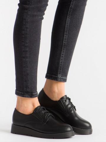 Pantofi casual cod EK0090A Black