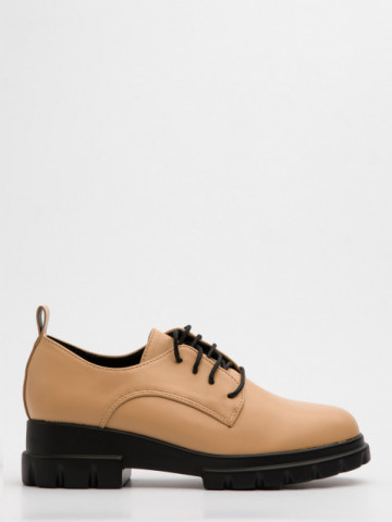 Pantofi casual cod XH-55 Beige