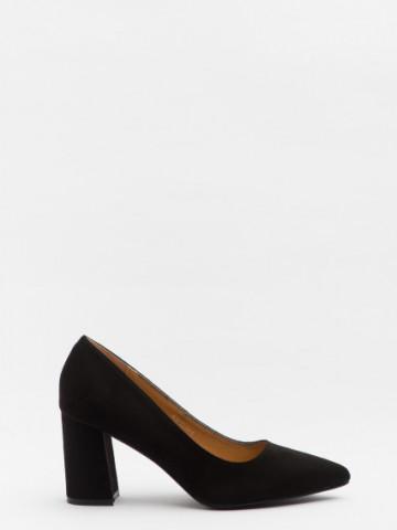 Pantofi cu toc cod 5339-1Y Black