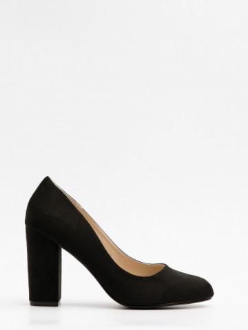 Pantofi cu toc cod LZ5810 Black