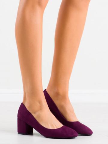 Pantofi cu toc cod ND115-7