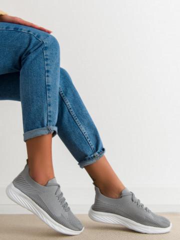 Pantofi sport cod 0127-4 Grey