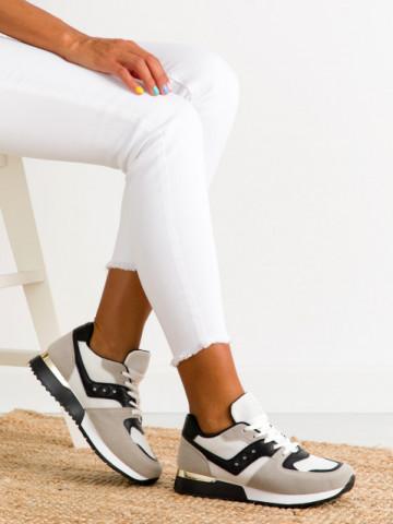 Pantofi sport cod 1085 Black