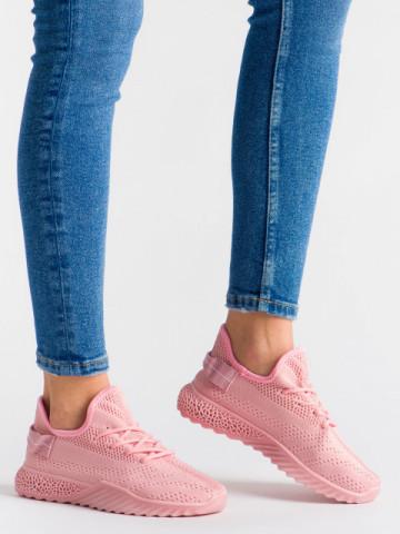 Pantofi sport cod 1659 Pink