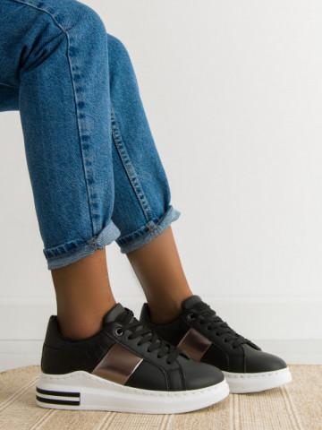 Pantofi sport cod 2027 Black