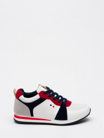 Pantofi sport cod 456 White/Red/Navy