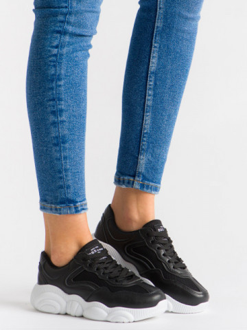 Pantofi sport cod 527-1 Black