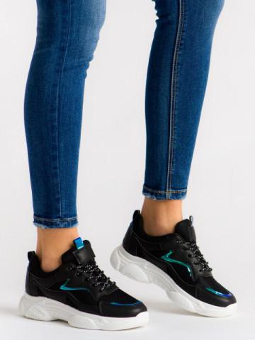 Pantofi sport cod 7939-SP Black