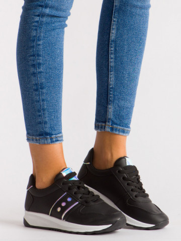 Pantofi sport cod 952-10 Black