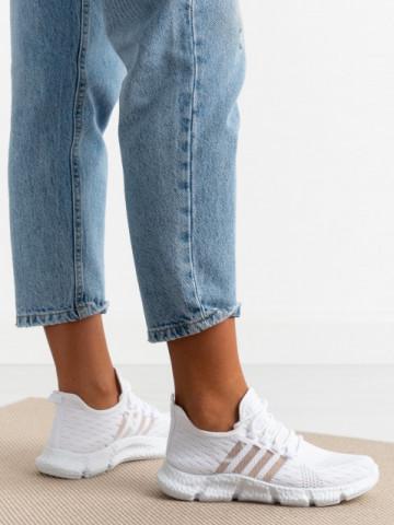 Pantofi sport cod A133 White