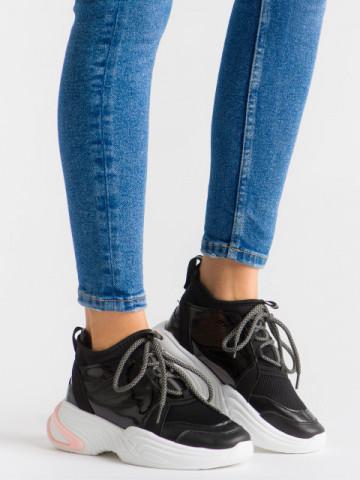 Pantofi sport cod ABC-309 Black