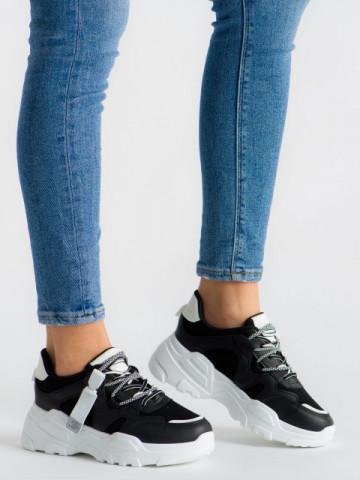 Pantofi sport cod ABC-310 Black