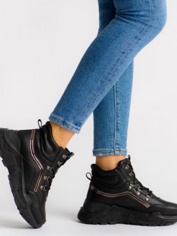 Pantofi sport cod B0012-SP Black