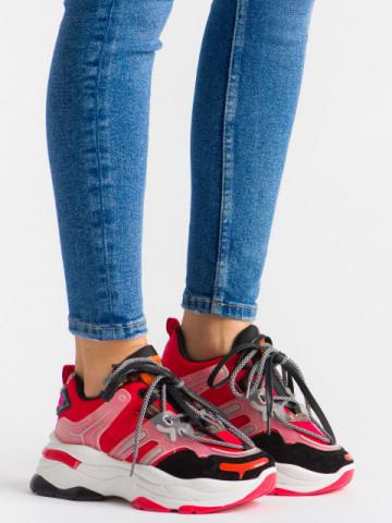 Pantofi sport cod B53 Red