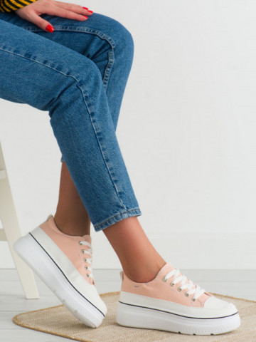 Pantofi sport cod BL228 Pink