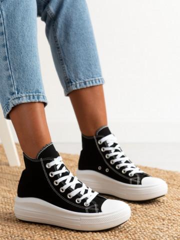 Pantofi sport cod D002 Black