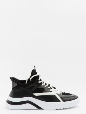Pantofi sport cod F71 Black