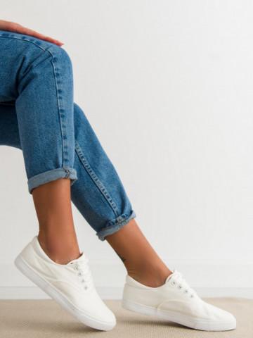 Pantofi sport cod H7005 White