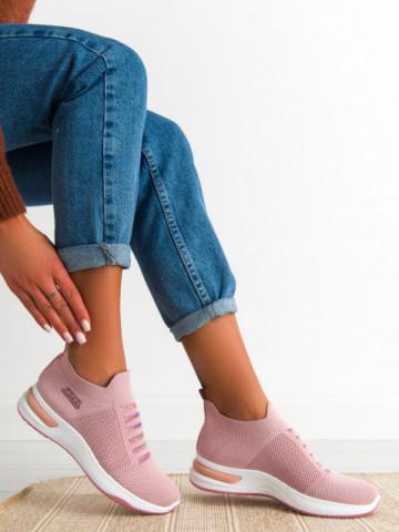 Pantofi sport cod JHY-8 Pink
