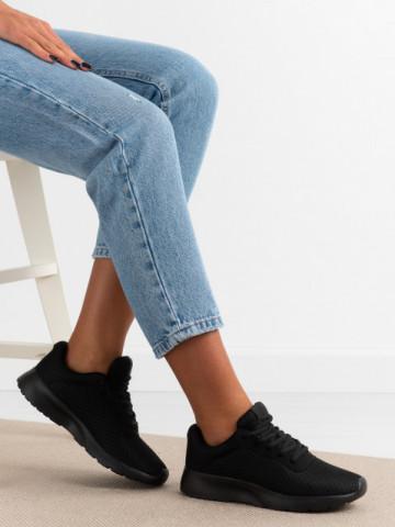 Pantofi sport cod L621 Black