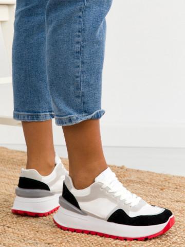 Pantofi sport cod SO679 Black