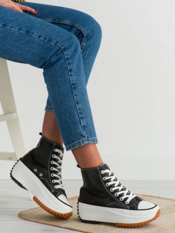 Pantofi sport cod VL136 Black