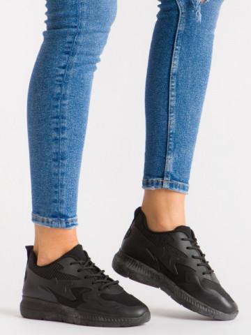 Pantofi sport cod WNH1 Black