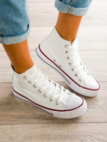 Pantofi sport cod X5 White