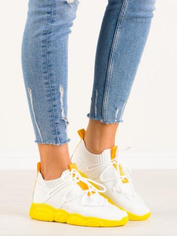 Pantofi sport cod YQ50 Yellow