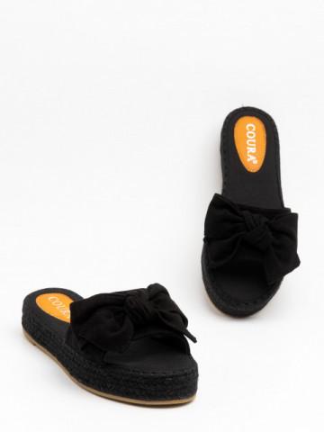 Papuci cod 266 Black