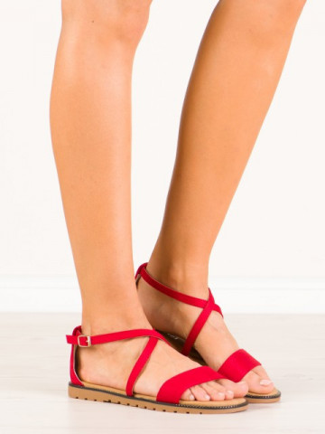 Sandale cod B09 Red