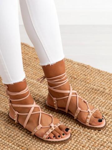 Sandale cod C21-57 Pink