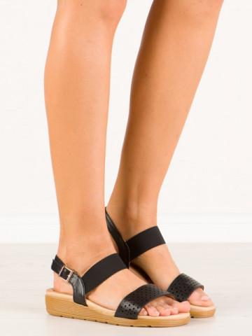 Sandale cod H9061 Negro