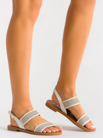 Sandale cod S060126Y White