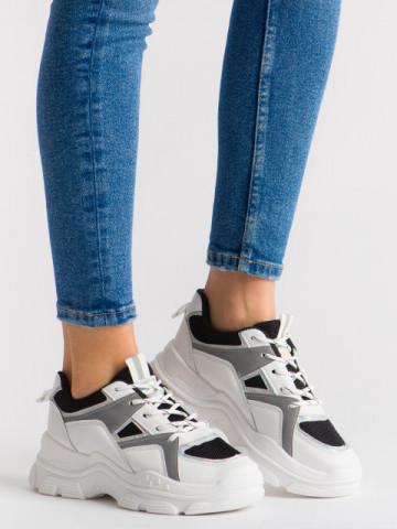Pantofi sport cod 8029 Black