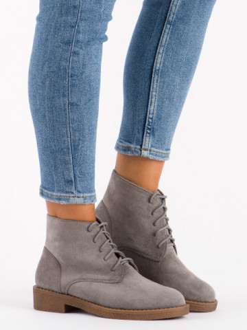 Ghete cod FB0005 Grey